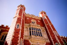 Oklahoma University, Where my son will be going in the fall of 2012!