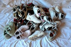 ALL MY SNEAKERS