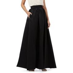 No. 1 Jenny Packham Black 'Belle Ball' gown skirt | Debenhams