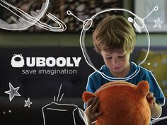 Carly Gloge is raising funds for Ubooly: We're on a quest to build a toy that matters. on Kickstarter! The toy industry stopped caring - help us make a toy that does! Inspirational Videos, Cool Gifts, Geek Stuff, Teacher, Technology, Cool Stuff, Toys, Children, Three Rings