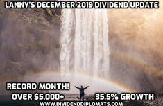 A record dividend earning month, with over 35% growth and almost $5.5k in dividend income received.   #Dividends #Investing #PersonalFinance #FinancialFreedom Health Savings Account, United Parcel Service, Dividend Stocks, Email Subject Lines, Retirement Accounts, Personal Finance, Investing