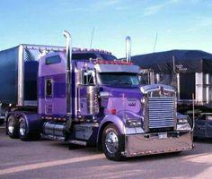 Beautiful W9... Love the 2 tone purple
