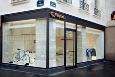 feiyue flagship : paris