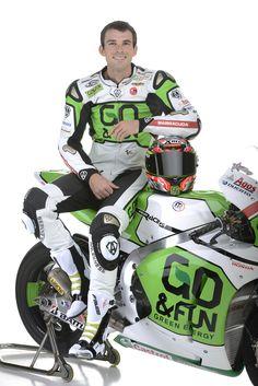 Bryan Staring - Go & Fun Honda Gresini - MotoGP 2013
