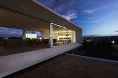 OSLER HOUSE by MARCIO KOGAN, Brazil