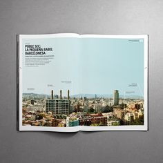 MagSpreads - Magazine Layout Design and Editorial Inspiration: Interview - Santos Henarejos
