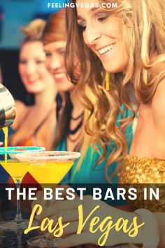 If you're planning a trip to Las Vegas, Nevada, you probably have a lot of questions about the best sights to see and where to… Las Vegas Tips, Las Vegas Food, Las Vegas Vacation, Visit Las Vegas, Vegas Casino, Best Bars In Vegas, Best Bars In La, Vegas Bars, Us Travel Destinations