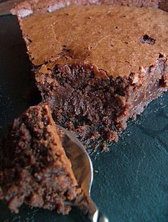 le meilleur gateau au chocolat! The BEST chocolate cake ever!