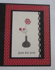 Vase was Wrong 2014 by Penny Strawberry - Cards and Paper Crafts at Splitcoaststampers