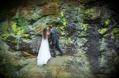 Rock Climbing on our wedding day - perfect! Lewis Wileman our photographer was a legend!