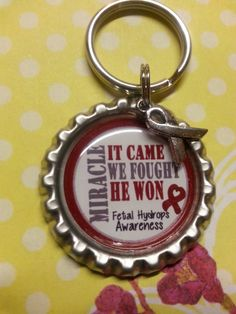 Fetal Hydrops Awareness  It Came We Fought HE/SHE by tracikennedy, $6.00