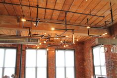 Listing is for sectional pipe light with Edison filament bulbs to cover 150-200 square feet with 20-24 bulbs.  Give your home an industrial makeover with this pipe light installation.  Very steampunk or industrial styled light fixture will instantly give your space an urban exposed pipe feel.  We c