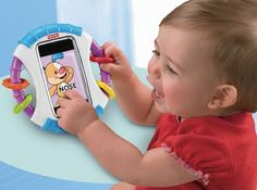 Toddler-Proof iPhone