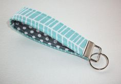 This is for one key fobAlways looking for your keys? Keep them right on your wrist with our fashionable Key Fobs!We use 100% cotton fabric and thick interfacing