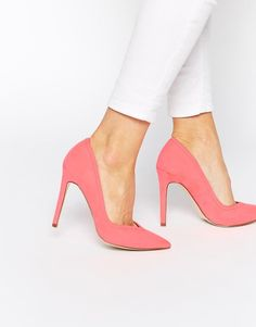 ASOS PIXIE Pointed High Heels