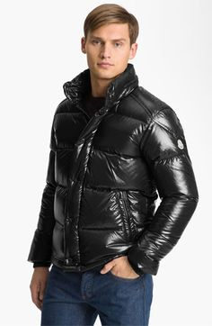 Shop Men's Moncler Jackets on Lyst. Track over 3517 Moncler Jackets for stock and sale updates. Pvc Raincoat, Hooded Raincoat, Cool Jackets, Winter Jackets, Most Popular Nike Shoes, Korean Fashion, Mens Fashion, Fashion Trends, Black Down