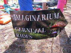 Event signage by TVS Concept Design , via Behance Event Signage, Simple Signs, Carnival Rides, Tvs, Behance, Concept, Graphic Design, Projects, Log Projects
