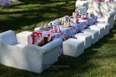 kids table venues - Google Search