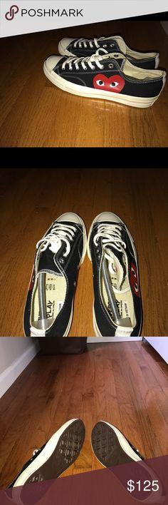 Supreme Comme de Garçon collab brandnew Comme des Garcons Shoes Sneakers