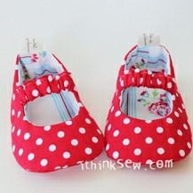 68 Isabella Baby Mary Jane Shoes PDF Pattern 25% Off!