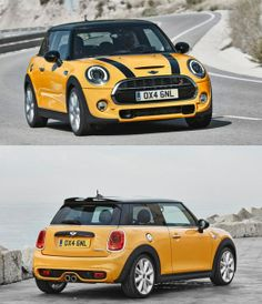 2015 Mini Cooper S, to be officially revealed at LA Auto Show in November 2013.