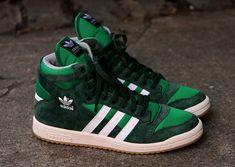 adidas Originals Decade OG Mid - Green