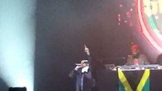 Sean Paul en #concert à la Halle Tony Garnier de #Lyon le Mardi 17 avril 2012