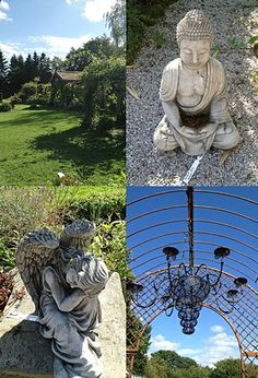 Creative garden design features www.stydd.com