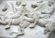 Elgin Marbles - Wikimedia Commons - British Museum
