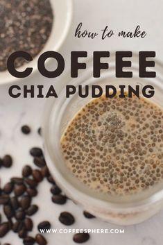 Healthy Breakfast Recipes, Vegetarian Recipes, Snack Recipes, Cooking Recipes, Chia Pudding Breakfast, Keto Chia Pudding, Chia Pudding Ratio, Chia Seed Pudding Recipe, Chia Pudding Almond Milk