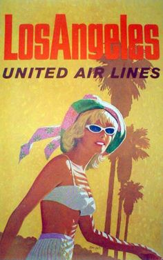 STAN GALLI travel posters