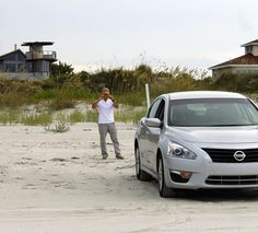 He Said, She Said: Why Both My Husband and I Agree the Nissan Altima is a Great Option for Our Family