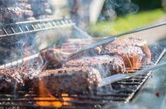 Best Electric Smoker for Beginners in 2019 - Weber Smokey Mountain. Weber Smokey Mountain, Marinade Porc, Chefs, Calgary Restaurants, Bbq Restaurants, Pumpkin Fudge, Best Bbq, Grilled Meat, Camping Meals