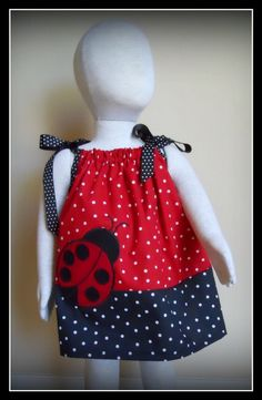 little ladydress - Gracie needs one of these!
