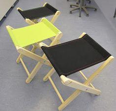 I årskurs 3-7 delas slöjden in i textilslöjd och teknisk slöjd . Alla elever i årskurs 3 och 4 har under läsåret lika mycket av vardera slö... Diy Crafts For School, Diy And Crafts, Arts And Crafts, Diy Furniture, Outdoor Furniture, Button Crafts, Folding Chair, Diy Projects To Try, Crafts