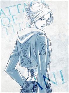 Shingeki no Kyojin - Annie