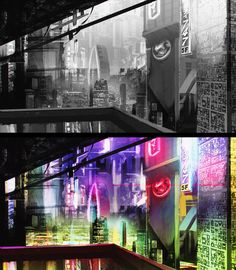 [NEOTOKYO] Environmental Concept 01 by AW08