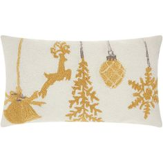 Found it at Joss & Main - Home for the Holiday Lumbar Pillow
