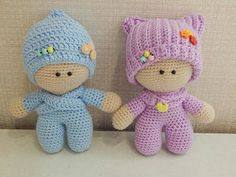 Crochet Doll Toys Free Patterns: Crochet Dolls, Crochet Toys for Girls, Amigurumi Dolls Free Patterns, Crochet Doll Carrier – BuzzTMZ Baby Knitting Patterns, Crochet Dolls Free Patterns, Loom Knitting, Doll Patterns, Crochet Patterns Amigurumi, Amigurumi Doll, Crochet Toys, Crochet Disney, Cute Crochet