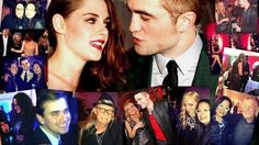 Pics of Rob & Kristen's families. :)