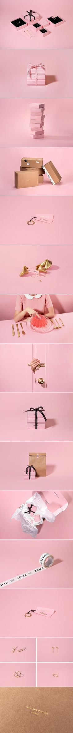 Meet ZÓLDI, The Jewelry Brand That Aims to Empower Women With Cute Packaging To Boot — The Dieline | Packaging & Branding Design & Innovation News