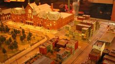 Enormous Scale Models of Cities are Mind-Blowing and Gorgeous