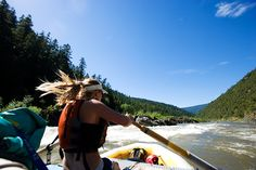 Watch Out Guys, Women River Guides are Taking Over - #westvirginia #female #river #guides #aceraft #aceadventureresort