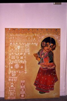 kutch mud art   Colours Dekor: Decorative Artwork