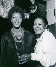 Paula Kelly & Gail Fisher
