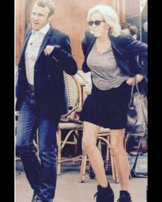"Polubienia: 10, komentarze: 1 – @l_amicaouette na Instagramie: ""#brigittemacron #brigittetrogneux #emmanuelmacron #macron #enmarche #firstlady #frenchpresident…"""