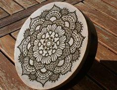 Mandala design to ad to my mandala layered sleeve...