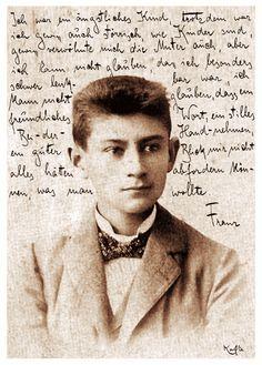 Franz Kafka before 1900