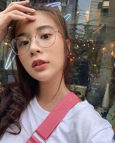Makeup Looks, Actresses, Glasses, Gao, Beautiful, Thailand, Wattpad, Collections, Girls