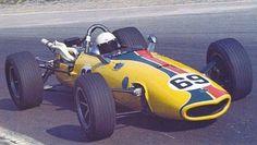 1969 Al Pease, John Maryon Team; Eagle T1G, Climax